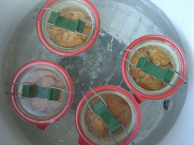 Kuchen im Einkochtopf